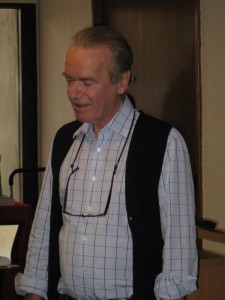 Martin Amis at Stanford, may 2012
