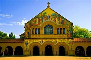 Memorial Church, Stanford