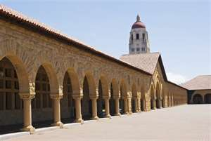 Stanford Mission Style Architecture