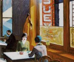 """Chop Suey"" by Edward Hopper"