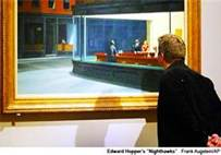 """""""Art in the Round"""" by Edward Hopper"""