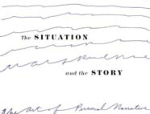 Vivian Gornick on Situation and Story