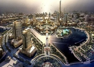 King Abdullah's Economic City